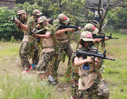 學校拓展訓練及夏令營
