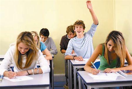 高职高考补习班能够和一群志同道合的学生一起拼搏