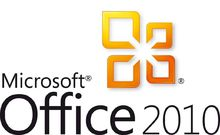 MS Office 2010 logo