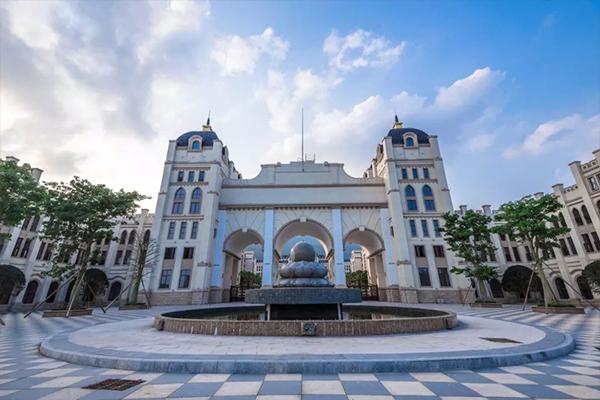 高职高考院校介绍 广东工商职业学院