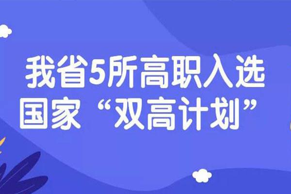 """全国""""双高计划""""院校建设,广东5所院校入。"""